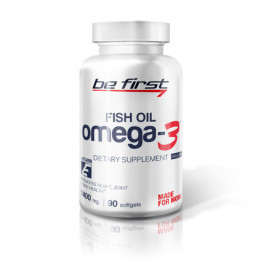 Be first Omega-3 + Vitamin E 90 капс