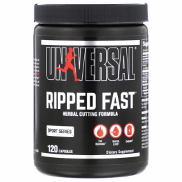 Universal Ripped Fast 120 капс