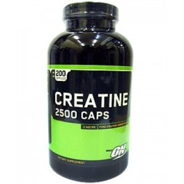 Optimum Creatine 2500 Caps  200 капс